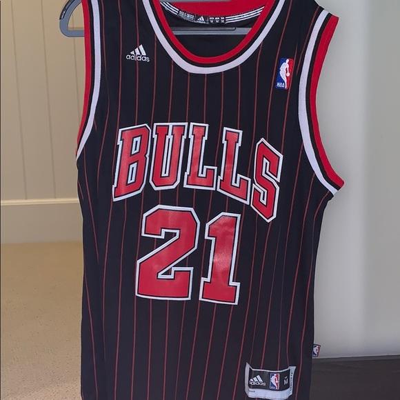 the best attitude f2e69 3d651 Jimmy Butler Chicago Bulls Jersey